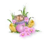 Ozdoby wiosenne i dekoracje wielkanocne w Pasmanterii Pasja