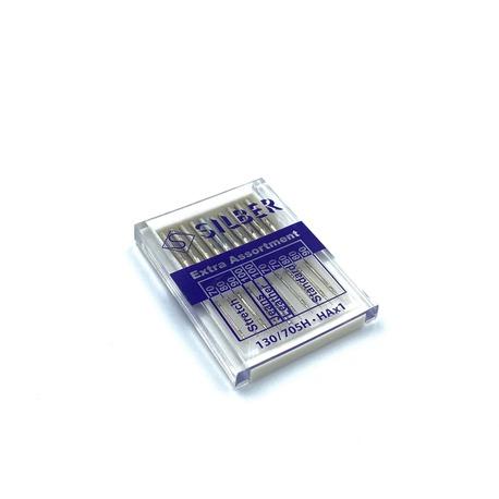 Igły maszynowe Silber zestaw ekstra 70-100 (1)