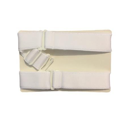 Ramiączka tekstylne białe do stanika 18mm (1)