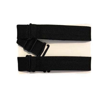 Ramiączka tekstylne czarne do stanika 18mm (1)