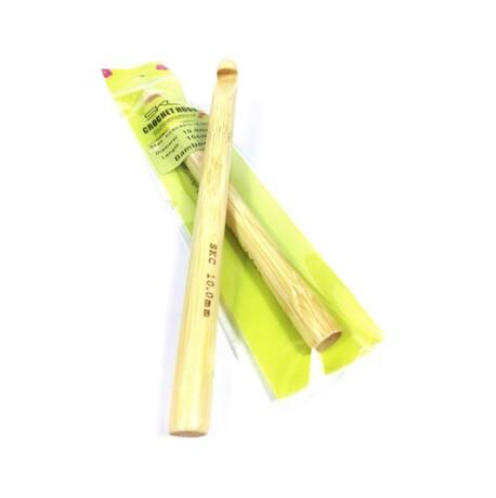 Szydełko bambusowe SKC 10mm (1)