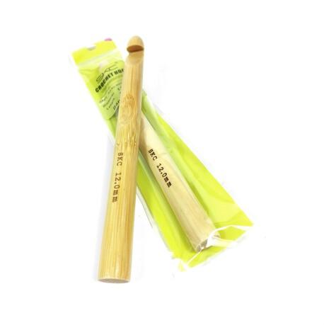 Szydełko bambusowe SKC 12mm (1)