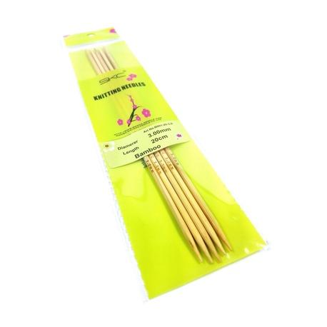 Druty bambusowe do skarpet SKC 3mm (1)