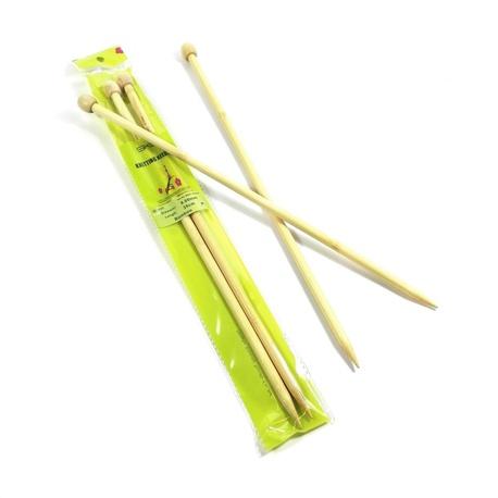 Druty proste bambusowe SKC 8mm (1)