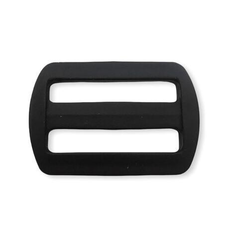 Regulator plastikowy w kolorze czarnym z otworem 4cm