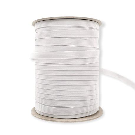 Guma bieliźniana 9mm w kolorze białym