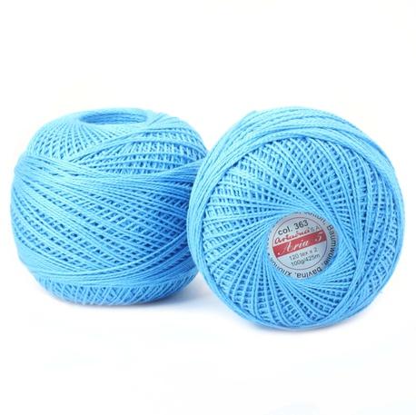 Kordonek Aria 5 100g baby blue 363 (1)