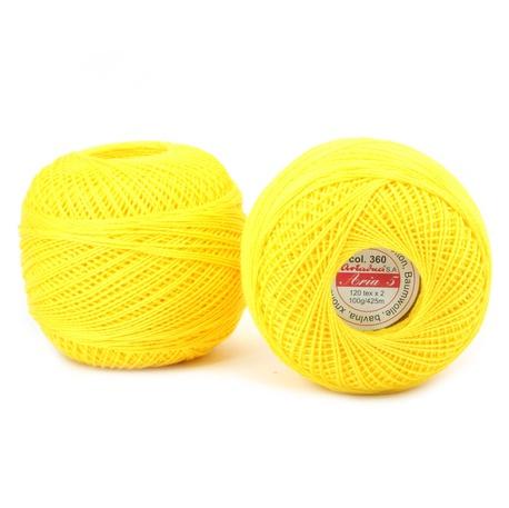Kordonek Aria 5 100g żółty 360 (1)