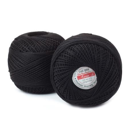 Kordonek Aria 5 100g czarny 099 (1)