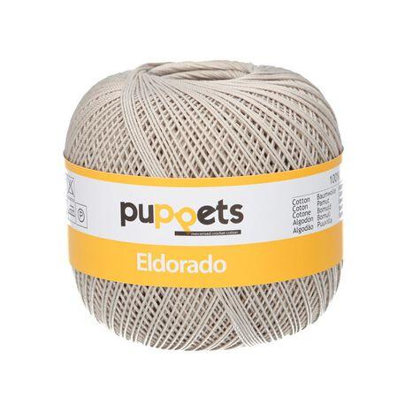 Kordonek Puppets Eldorado 50g beżowy 4212 (1)