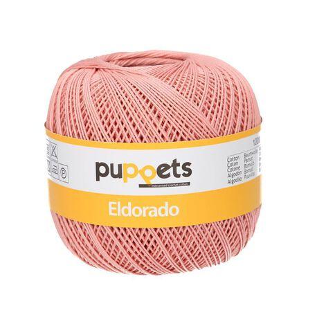Kordonek Puppets Eldorado 50g blady róż 4247 (1)