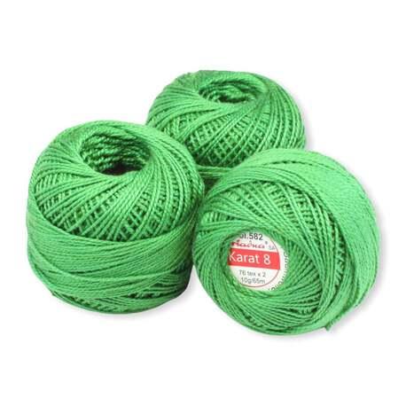 Kordonek zielony Ariadna Karat 8