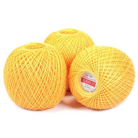 Kordonek Kaja 15 jasny pomarańczowy 302 (1)