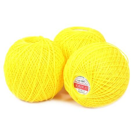Kordonek Kaja 15 żółty 305 (1)