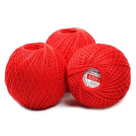 Kordonek Kaja 15 czerwony 306 (1)