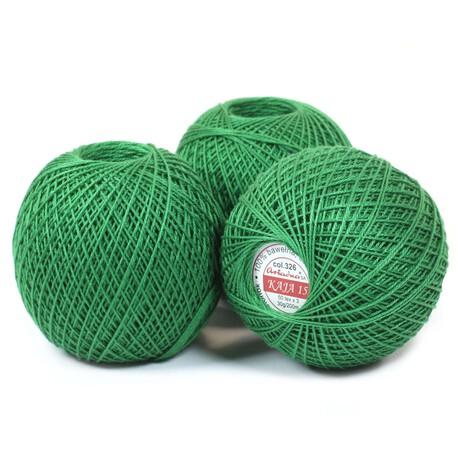 Kordonek Kaja 15 zielony 326 (1)