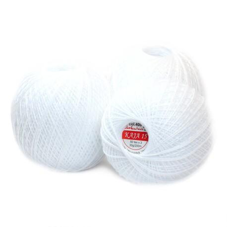 Kordonek Kaja 15 biały 400 (1)
