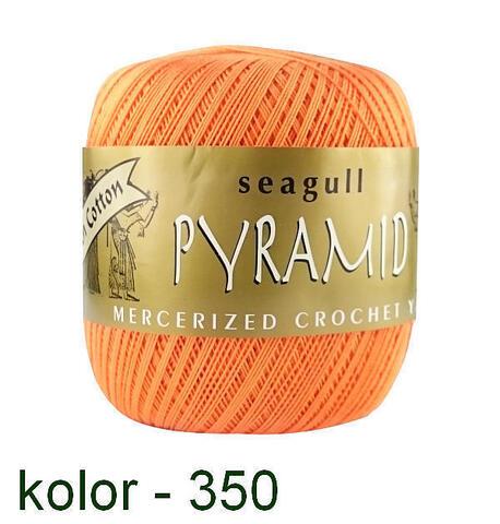 Kordonek w kolorze pomarańczowym Pyramid/Maxi