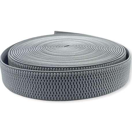 Szara guma szelkowa elastyczna 4cm