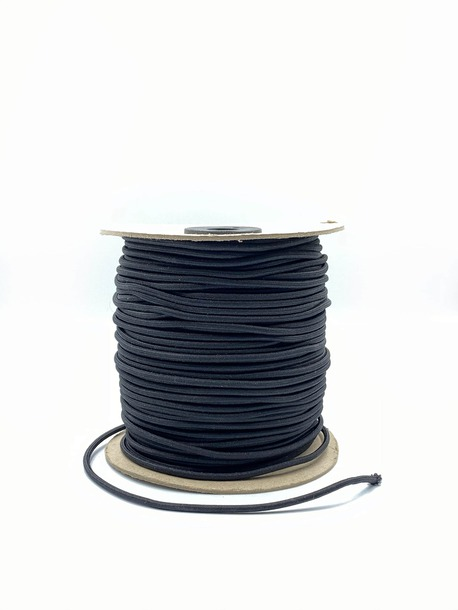 Guma okrągła czarna 3mm (1)