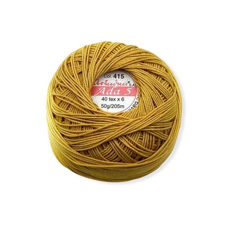 Kordonek Ada 5 w kolorze miodowym