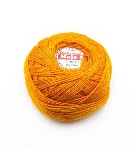 Kordonek Maja Ariadna 5 pomarańczowy 332 (1)