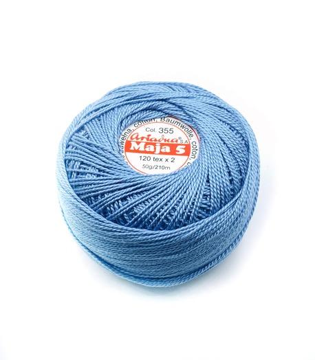 Kordonek Maja Ariadna 5 niebieski 355 (1)