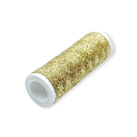 Nici Metalux w kolorze jasnym złotym do wykończenia dekoracji