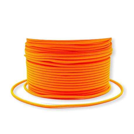 Guma kapeluszowa kolor pomarańczowy