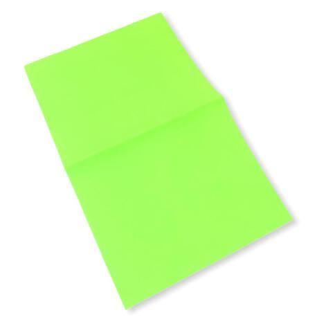 Łata samoprzylepna jasno-zielona odblaskowa