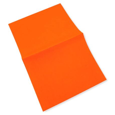 Łata ortalionowa pomarańczowa do naklejenia