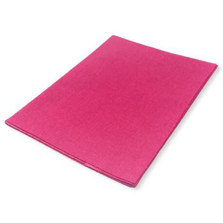 Łata termoprzylepna z bawełny kolor różowy