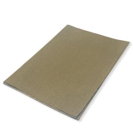 Łata termo bawełniana kolor ciemny beżowy