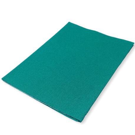 Łata termoprzylepna z bawełny kolor zielony