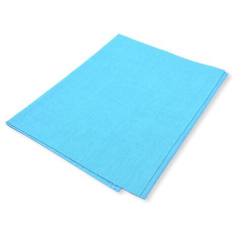 Łata bawełniana termo kolor lazurowy