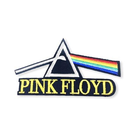 Aplikacja na ubranie termo pink floyd do prasowania