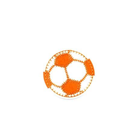 Naszywka piłkarska termo na żelazko