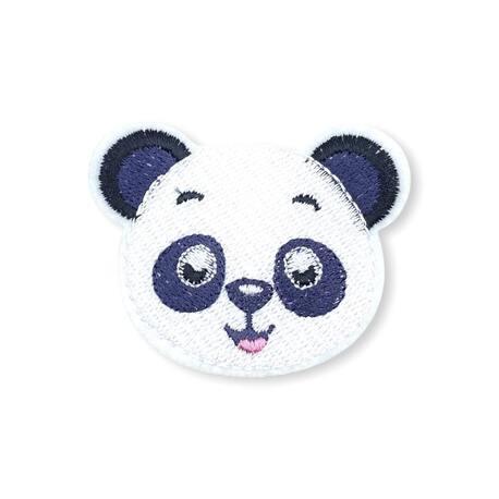 Naszywka dekoracyjna panda miś termo