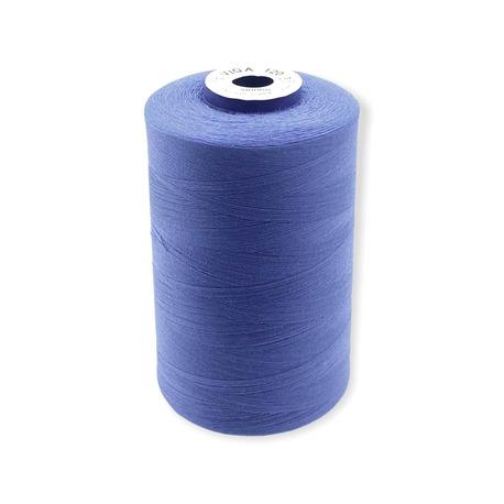 Nici overlockove Viga 120 marki Ariadna. Doskonałe nici odzieżowe do szycia w kolorze niebieskim.
