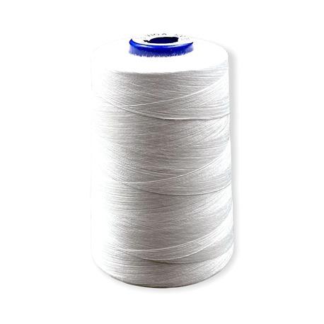 Nici Viga 120 do maszyny overlockowej. Bardzo dobra szwalność i wytrzymałość nici na nawoju 5000m. Kolor szpuli - biały.