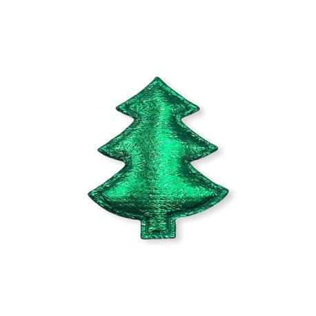 Aplikacja ozdobna świąteczna choinka